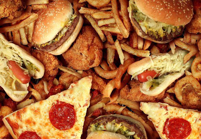 اصلاح عادت غذایی غلط