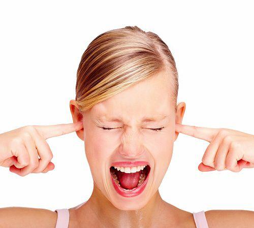 وزوز شدید در هر دو گوش در طب سنتی